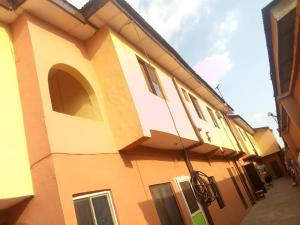 2 bedroom Blocks of Flats House for sale Captain abule egba by ekoro junction Abule Egba Abule Egba Lagos
