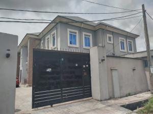 10 bedroom House for sale Liberty Estate Ago Palace Way Ago palace Okota Lagos