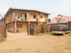 3 bedroom Blocks of Flats House for sale Off gowon estate.  Egbeda Alimosho Lagos