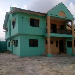 Detached Duplex House for sale GRA scheme one Estate Oko oba Agege Lagos