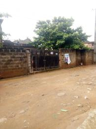 Residential Land Land for rent Egbeda close to bus stop Egbeda Alimosho Lagos