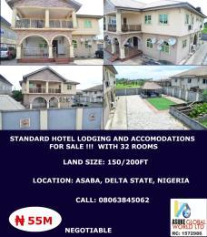 10 bedroom Hotel/Guest House for sale Asaba ,delta State Nigeria Asaba Delta