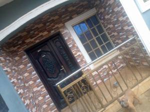 1 bedroom mini flat  Flat / Apartment for rent Isuti Road Egan Ikotun/Igando Lagos