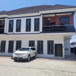 4 bedroom Terraced Duplex for sale Second Tallget Ikota Lekki Lagos