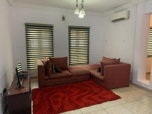 1 bedroom mini flat  Terraced Duplex House for rent Agungi Agungi Lekki Lagos