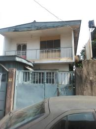 Blocks of Flats House for sale Off Oniwaya road by cement Cement Agege Lagos