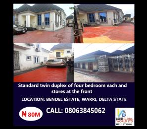 House for sale Bendel estate, Warri, Delta State  Warri Delta