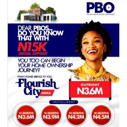 Mixed   Use Land Land for sale Awka North Anambra