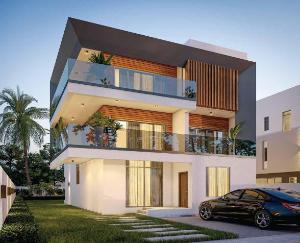 5 bedroom Detached Duplex House for sale Eko Akete, Abijo, Lekki Lekki Phase 2 Lekki Lagos