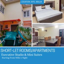 1 bedroom mini flat  Mini flat Flat / Apartment for shortlet Apo Dutse By Cedacrest Hospital Apo Abuja