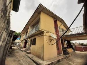 Blocks of Flats House for sale No. 9 Atan Street. Uyo Akwa Ibom