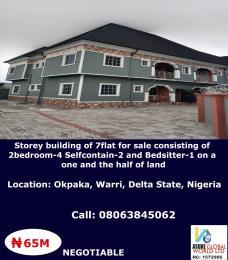 House for sale Okpaka Warri Delta State Nigeria Okpe Delta