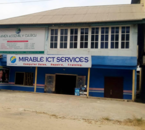 Office Space Commercial Property for sale Willington Bassey Way Uyo Akwa Ibom
