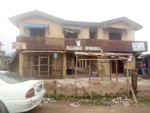 Shop in a Mall Commercial Property for sale Oloyoyo Area, near Ijebu Park, New Garage off Ijebu Ode road Challenge Ibadan Oyo