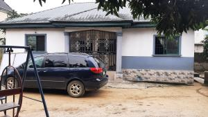 4 bedroom Detached Bungalow for sale New Road, Off Ada George Ada George Port Harcourt Rivers
