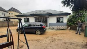 4 bedroom Detached Bungalow House for sale New Road  Ada George Port Harcourt Rivers