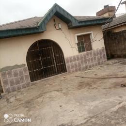 Detached Bungalow for sale Off Ekoro Road Abule Egba Abule Egba Lagos