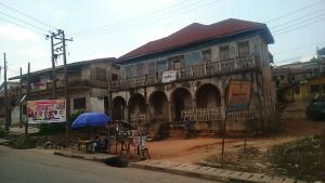 Office Space Commercial Property for sale Yemetu Ibadan Oyo