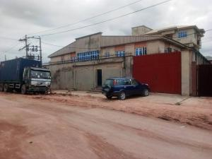 Warehouse Commercial Property for sale Off Isolo road by Synagogue Church Isheri Egbe/Idimu Lagos