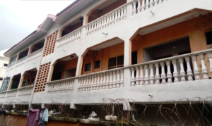 Shared Apartment Flat / Apartment for sale Federal university of technology Owerri Imo
