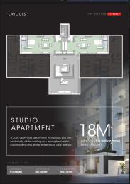 1 bedroom mini flat  Studio Apartment Flat / Apartment for sale Monastery Road  Sangotedo Ajah Lagos