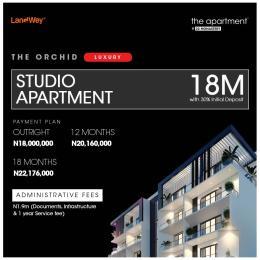 1 bedroom mini flat  Studio Apartment Flat / Apartment for sale The apartment Monastery road Sangotedo Lagos