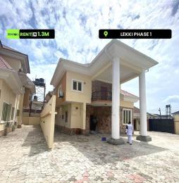 1 bedroom mini flat  Self Contain Flat / Apartment for rent z Lekki Phase 1 Lekki Lagos