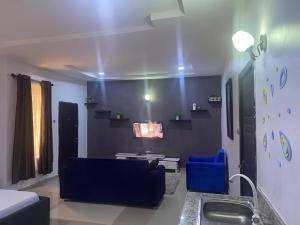 1 bedroom mini flat  Studio Apartment Flat / Apartment for shortlet Chevron Lekki  chevron Lekki Lagos