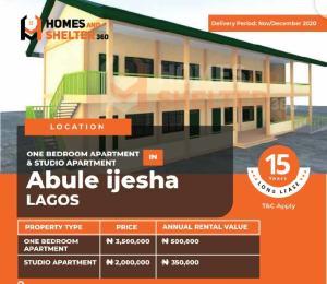 Flat / Apartment for rent Abule-Ijesha Yaba Lagos