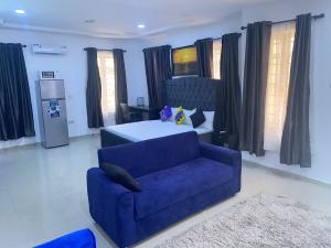 1 bedroom mini flat  Self Contain Flat / Apartment for shortlet 30 Chevron Alternative Route chevron Lekki Lagos