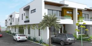 Terraced Duplex for sale By Royal Garden Estate Ajah Lagos