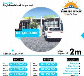 Residential Land Land for sale Festac satellite town Amuwo odofin Festac Amuwo Odofin Lagos