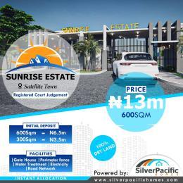 Residential Land Land for sale Satellite Town, Festac Lagos Satellite Town Amuwo Odofin Lagos