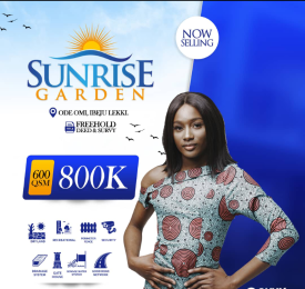 Residential Land for sale Ode Omi Ibeju-Lekki Lagos