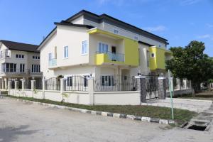 5 bedroom Terraced Duplex House for rent Ocean Bay Estate, After Chevron Toll Gate Plaza, Before Vgc Roundabout Ikota Lekki, Expressway,lekki Epe Road Lagos, Nigeria Ikota Lekki Lagos