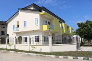 5 bedroom Terraced Duplex House for sale Ocean Bay Estate, After Chevron Toll Gate Plaza, Before Vgc Roundabout Ikota Lekki, Expressway,lekki Epe Road Lagos, Nigeria Ikota Lekki Lagos