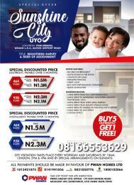 Serviced Residential Land Land for sale Uyo Akwa Ibom