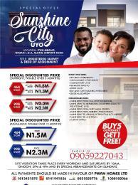 Residential Land Land for sale Airport Road, Uyo Uyo Akwa Ibom