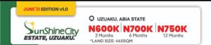 Residential Land Land for sale Uzuaku Aba Abia