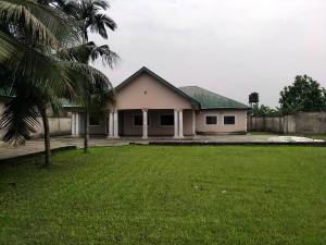4 bedroom Detached Bungalow House for sale Farm Rd Estate Eliozu Port Harcourt Rivers