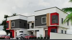 3 bedroom Semi Detached Duplex House for sale Meadow Hall Way, Beside New Horizon 2, Opposite Richmond Estate, Bella Courts Lekki Phase 1 Lekki Lagos