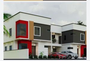 4 bedroom Semi Detached Duplex House for sale By the prestigious Richmond Estate Road, Beside Meadow Hall School Ikate Lekki Lagos