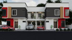 4 bedroom Semi Detached Duplex House for sale Ikate Elegushi, Meadow Hall Way Ikate Lekki Lagos