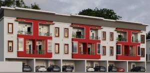 5 bedroom Terraced Duplex House for sale Meadow Hall Way, Ikate-Elegushi, Beside Richmond Estate, Bella Court Phase 2 Lekki Phase 1 Lekki Lagos