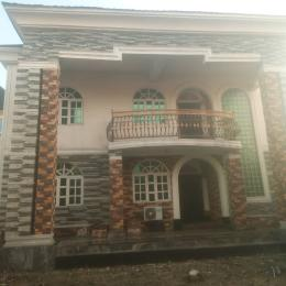 6 bedroom Detached Duplex House for sale Alcon road off Woji, close to Trans Amadi Trans Amadi Port Harcourt Rivers