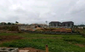 Land for sale Asokoro Abuja