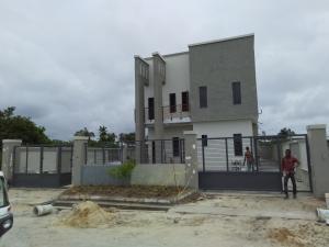 4 bedroom Semi Detached Duplex House for rent By the lekki epe express way Ibeju-Lekki Lagos