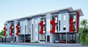 1 bedroom Penthouse for sale 2nd Till Gate Chevron chevron Lekki Lagos