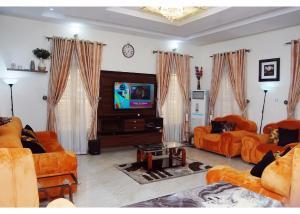 4 bedroom Detached Duplex House for shortlet Idado Estate Idado Lekki Lagos