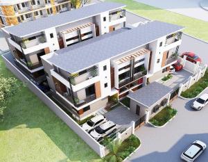 4 bedroom Semi Detached Duplex House for sale Off Owukori Crescent  Alaka Estate Surulere Lagos